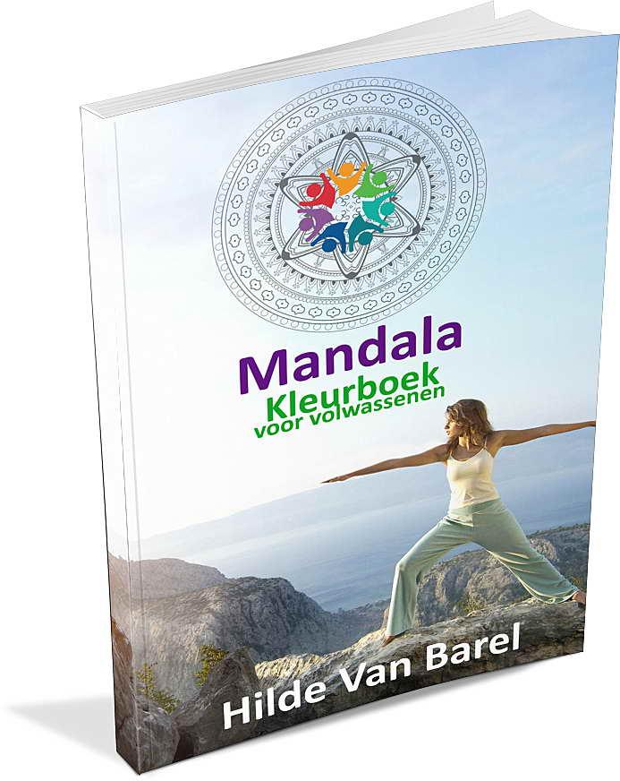 Mandala Kleurboek voor volwassenen