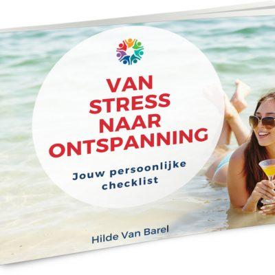 Van Stress naar Ontspanning